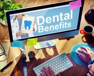computer with dental benefits